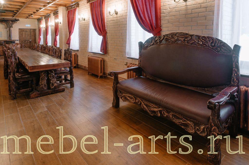 Мебель для дома отдыха